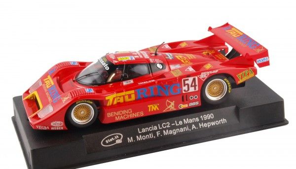 Slot.it, 1:32 Lancia LC2-85 Le Mans 1990 #54 , CA21F