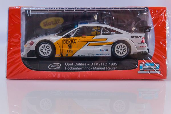 Slot.It, 1:32 Opel Calibra DTM Hockenheimring 1995 #9, SICA36A