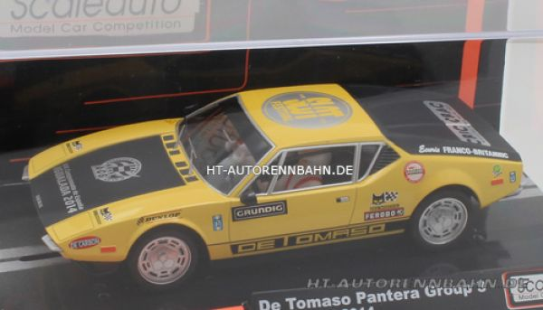 Scaleauto, 1:32 Pantera Gr.3 Special CE 2014 Edition, 6052