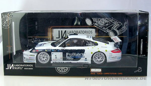Scaleauto, 1:24 911 GT3 Nupel Team Pons 2009 #1, 7006