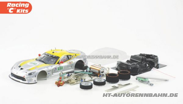 Scaleauto Viper GTS-R #93 Full Racing C Competition Kit