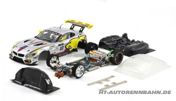 Scaleauto, 1:24 BMW Z4 #40 Full Racing RC Competition Kit m.GT3 Fahrwerk, 7059RC
