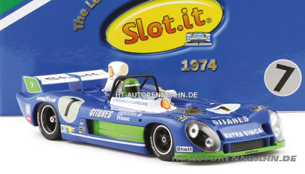 Slot.It, 1:32 Matra MS670B Le Mans 1974 #8 Limited Edition, CW18