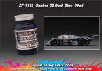 ZEROPAINTS ZP-1119 Sauber Mercedes C9 Dark Blue Paint 60ml