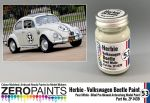 ZEROPAINTS ZP-1439 Herbie #53 Volkswagen Beetle Paint 60ml