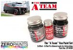 ZEROPAINTS ZP-1459 The A Team Paint Set 2x30ml + 1x15ml