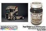 ZEROPAINTS ZP-1474 Pearl Beige (Scania R730 Streamline Chimera) Paint 60ml