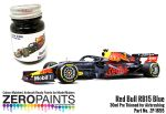 ZEROPAINTS ZP-1655 RedBull RB15 Blue Paint - 30ml